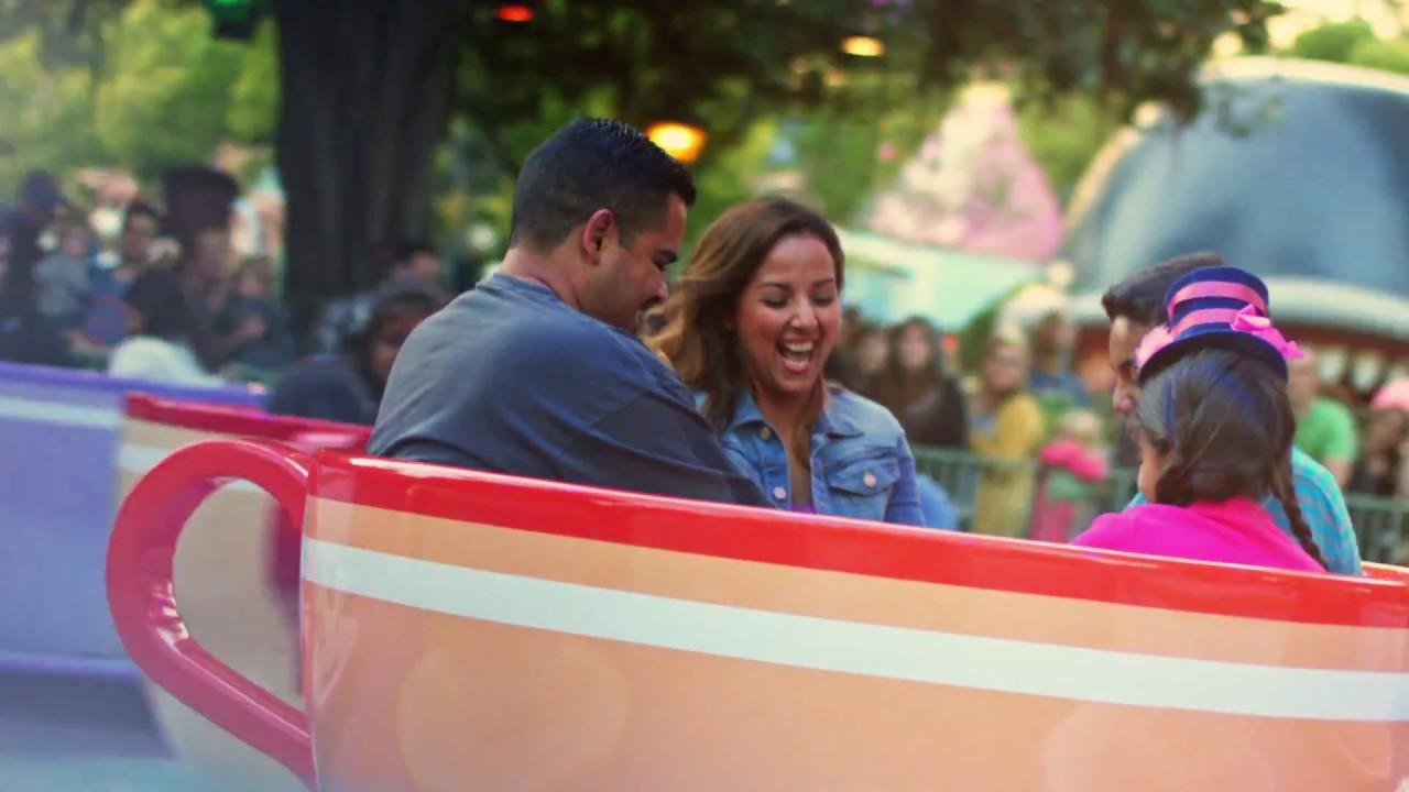 Get More Happy | Disneyland Resort