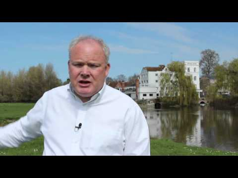 Simon Barrett - Conservative Candidate - Protecting The Watermeadows