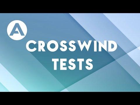Flight Tests - Ep.5: Crosswind tests