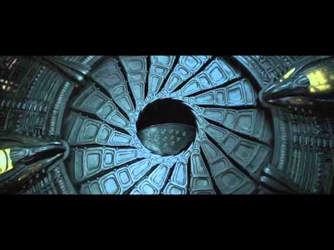 Prometheus - Noomi Rapace es Shaw