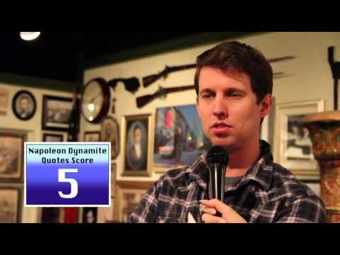 Jon Heder Napoleon Dynamite 10 Year Anniversary