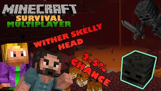 Minecraft Survival Multiplayer ⛏   Nether Fortress   1.17 Let's Play   EP06