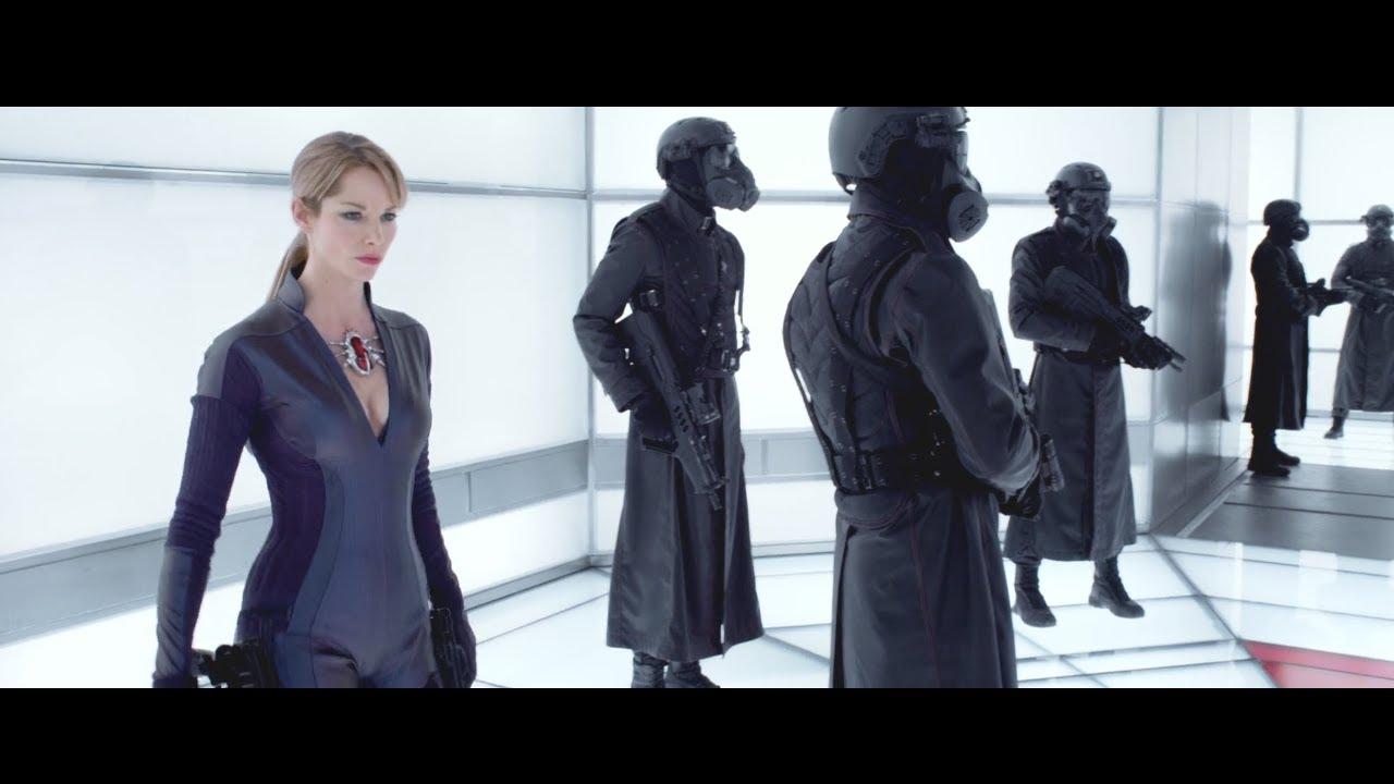 Wallpaper 3d Resident Evil 4 Resident Evil Retribution 3d Jill Valentine Scene