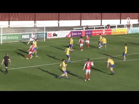 Goal: Chris Forrester (1st vs Longford Town 30/04/2021)