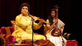 Rakesh Chaurasia -- Bansuri Flute Raga, Vachespati Part 1