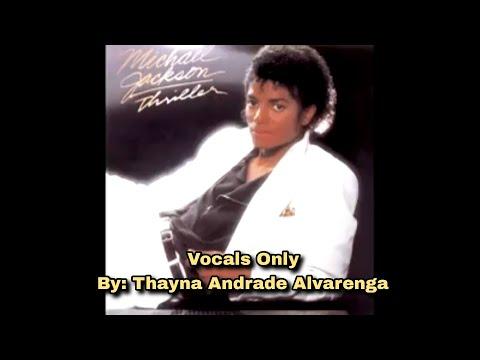 Michael Jackson - Beat It (Vocals Only)