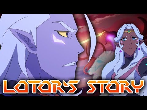 WILL LOTOR BETRAY THE PALADINS? - The White Lion, Rift, and Allura | Voltron Theory/Analysis Pt. 1