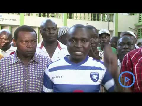 Luhya community in Mombasa criticises the anti-IEBC demonstrations