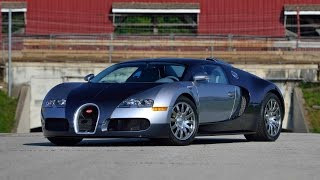 Lot S91 // 2006 Bugatti Veyron 16.4 // Mecum Monterey 2016