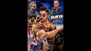 Naa Peru Surya, Naa Illu India (Sury – The Brave Soldier) 2018 Hindi Dubbed Trailer 720p HD Download