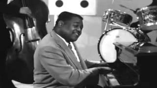 (Disc Jockey) Jamboree - 1957 Movie - Fats Domino