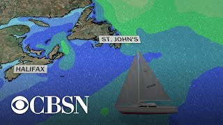 Storms in Atlantic Ocean could impact Greta Thunberg's boat journey