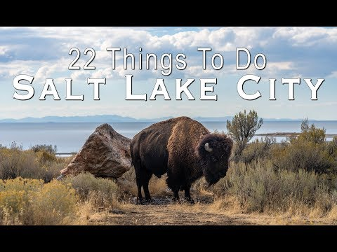 22 Things to Do in Salt Lake City, Utah