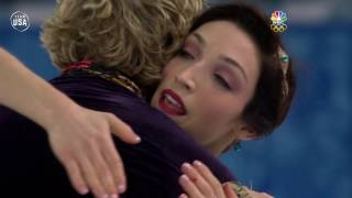 Meryl Davis and Charlie White | Sochi 2014 Olympic Winter Games | Full Skate