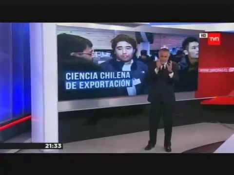 Crónica TVN: Ciencia chilena de exportación