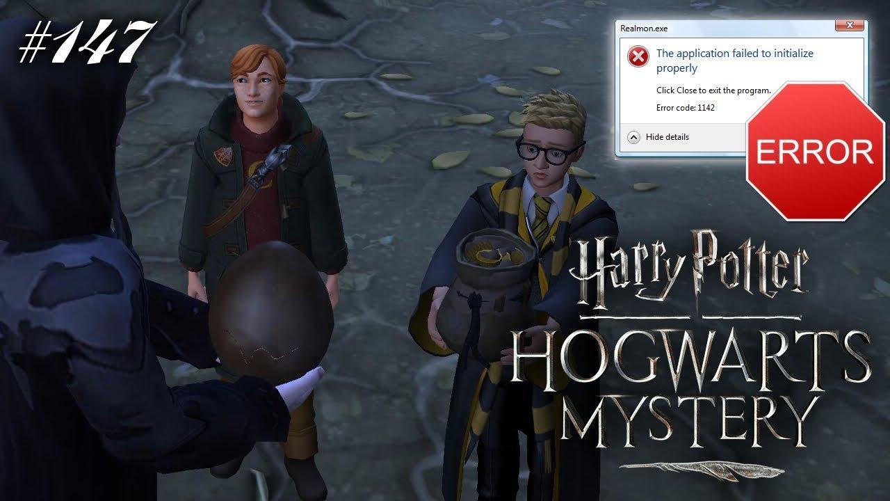 Ein Game Bug Hilft Mir Weiter Harry Potter Hogwarts Mystery 147 Youtube