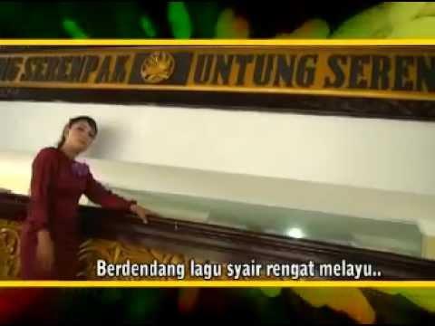 """Lagu melayu pontianak """"sampan laju kote pontianak"""" abdul hadi."""