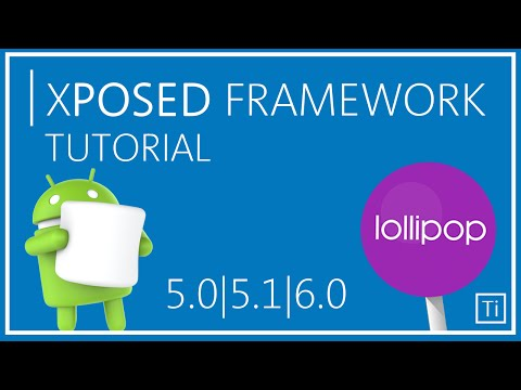 [2016] HOW TO INSTALL XPOSED FRAMEWORK ON MARSHMALLOW/LOLLIPOP!
