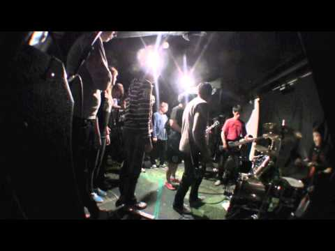 The Geeks The Geeks (더 긱스) @ POWWOW, Itaewon, Seoul, South Korea 11-24-12  (FULL SET*)