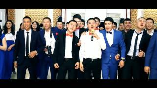Свадьба Жалал-Абад Флешмоб. Свадьба Осмоновых.