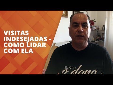 Visitas Indesejadas - Como Lidar com Elas | Ivan Maia