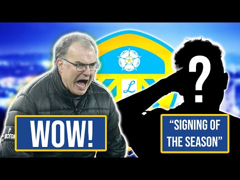 'Wow' – Leeds may have just sealed the 'Signing of the Season'