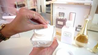 Dior Haul: Jadore Perfume, Miss Dior Perfume, Dior Addict, Rosy Glow, Creme De Rose, Dior Vernis...