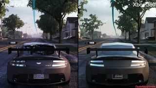 The Crew Xbox 360 Vs Xbox One Graphics Comparison