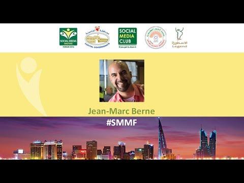 Jean-Marc Berne, Social Media Masters Bahrain, Applied Science University