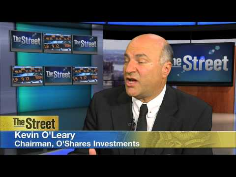 O'Shares Is Kevin O'Leary's New Low-Risk, High-Yield ETF Line