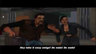 Grand Theft Auto III - Chapter 10 - Miguel, Catalina & Ending (Cutscenes)