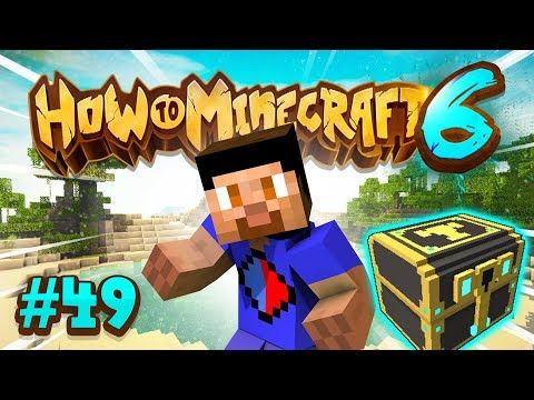NEW LOOTCRATE! - How To Minecraft #49 (Season 6)