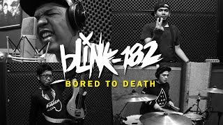 blink-182 - Bored To Death (Band Cover) by Hidden Message