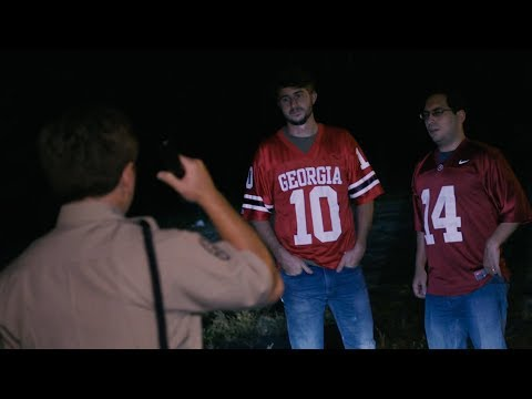 SEC Shorts - SEC Cops bust UGA and Bama for their blowout wins