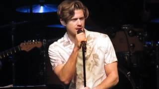 Runaways (The Killers) - Aaron Tveit (The Paramount, Huntington NY) 2/25/17