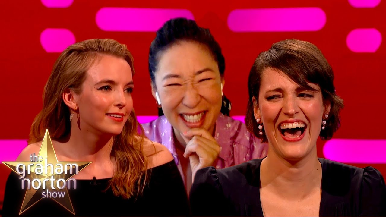 Download The BEST of Killing Eve On The Graham Norton Show