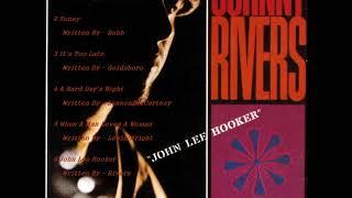 Johnny Rivers - John Lee Hooker (Full Album)