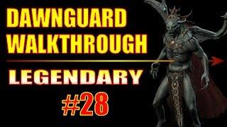 Skyrim Dawnguard Walkthrough - Part 28, Beyond Death: Arvak's Horse, Kill 3 Bonekeepers