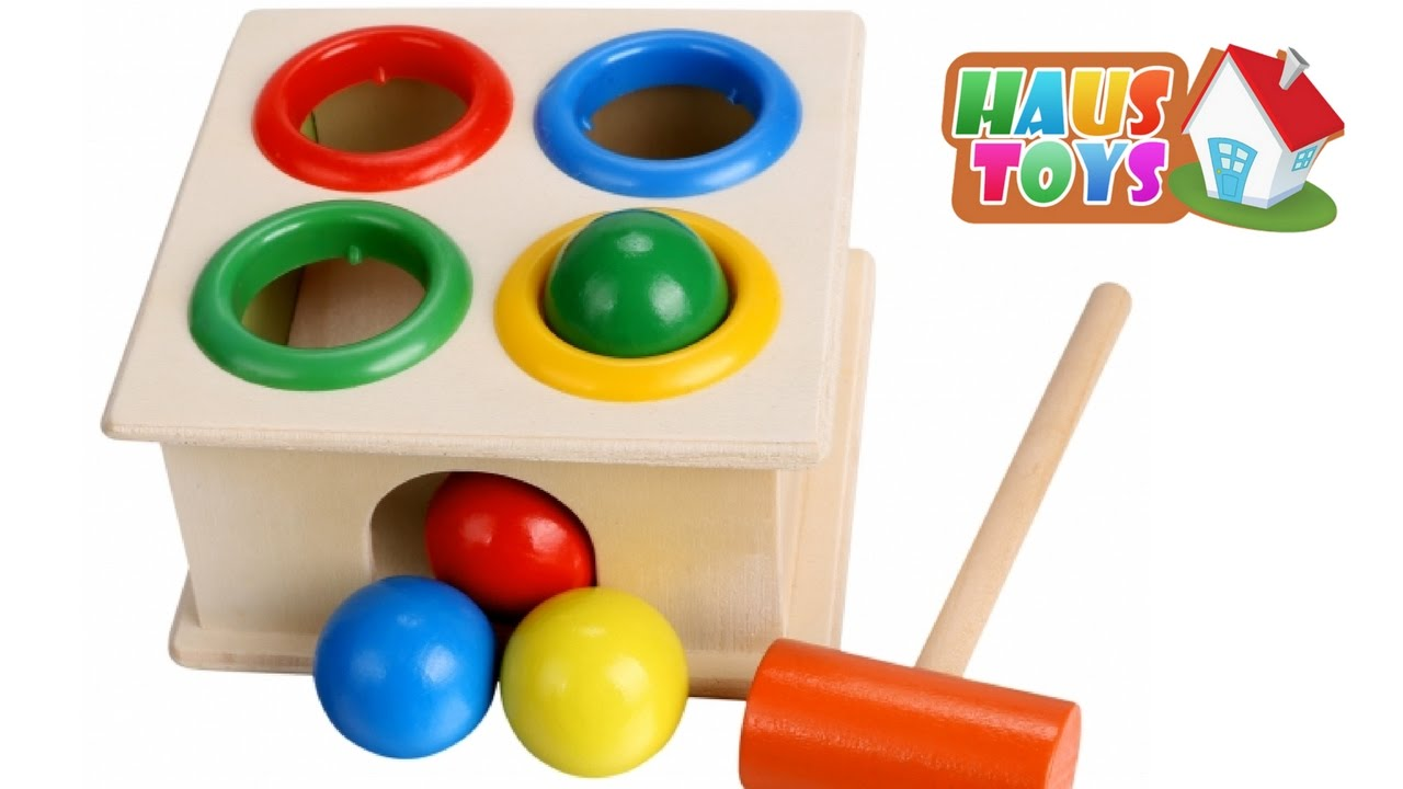 Baby Toy Learn Colors Learning Video For Babies Toddlers
