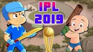 Chhota Bheem - Dholakpur IPL 2019