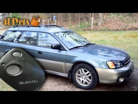 how to change battery in lexus is250 key fob