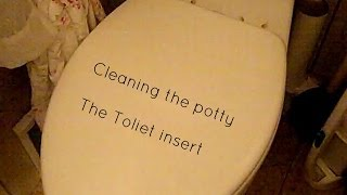 Training Thursday: Cleaning the Potty