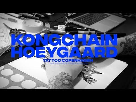 Kongchain x Hoeygaard Tattoo (Copenhagen)