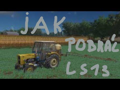 Poradnik #1 Jak Pobrać Farming Simulator 2013