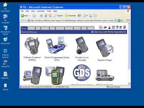 Global TIS Mdi GDS2 Install Video- GM MDI Multiple Diagnostic Interface  Scanner