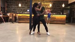 El Farsante - Ozuna feat. Romeo Santos - Dj Tronky Bachata Remix 2018 - Romina & Kendrick
