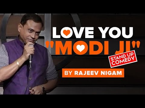 LOVE YOU MODI JI | 2019 A POLITICAL LOVE STORY BY RAJEEV NIGAM