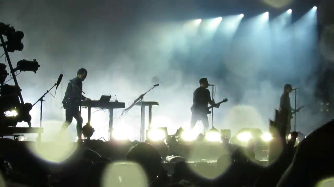 Nine Inch Nails Performing Live @ Day For Night Festival - Houston ...