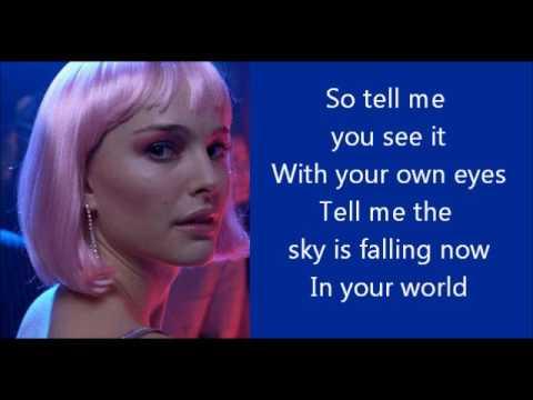 the devlins world outside lyric video