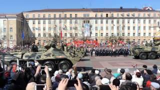 Парад Победы Улан-Удэ 2015